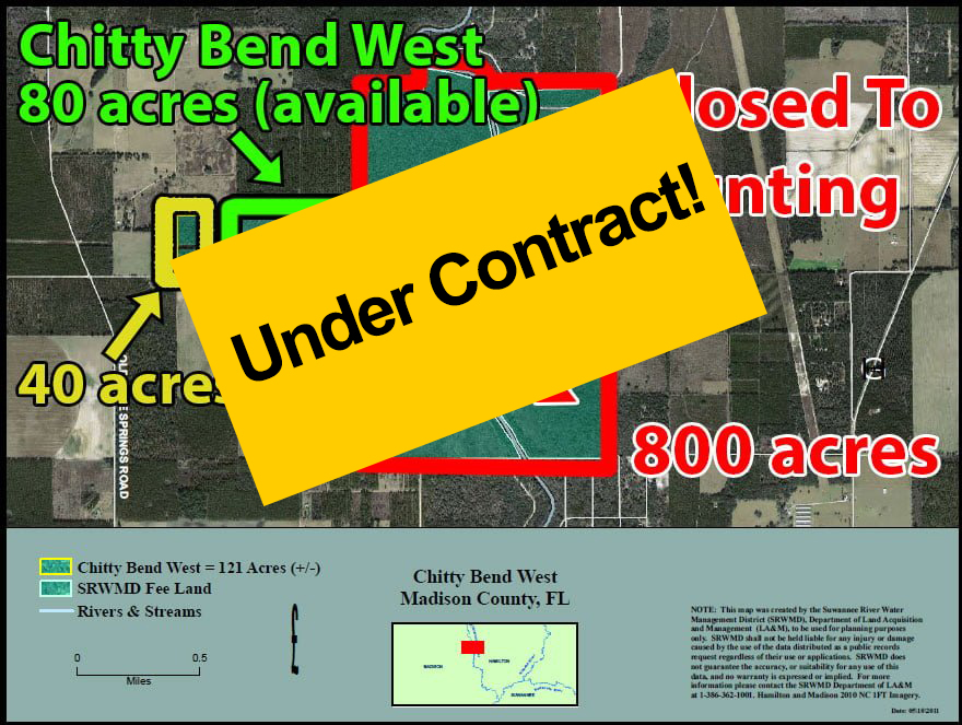 Chitty Bend West Madison County Available
